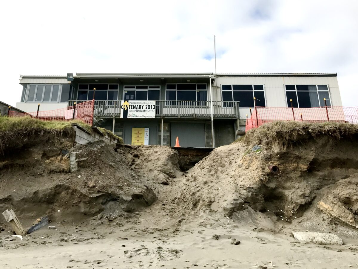 From retreat to revival: shifting a leading surf club