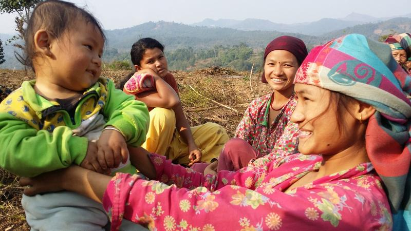 A small village makes a big impact in Nepal