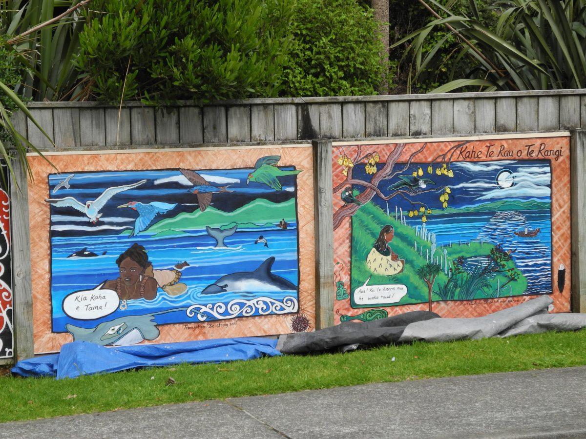 Kahe Te-Rau-o-te-Rangi: A celebration of art and wāhine toa