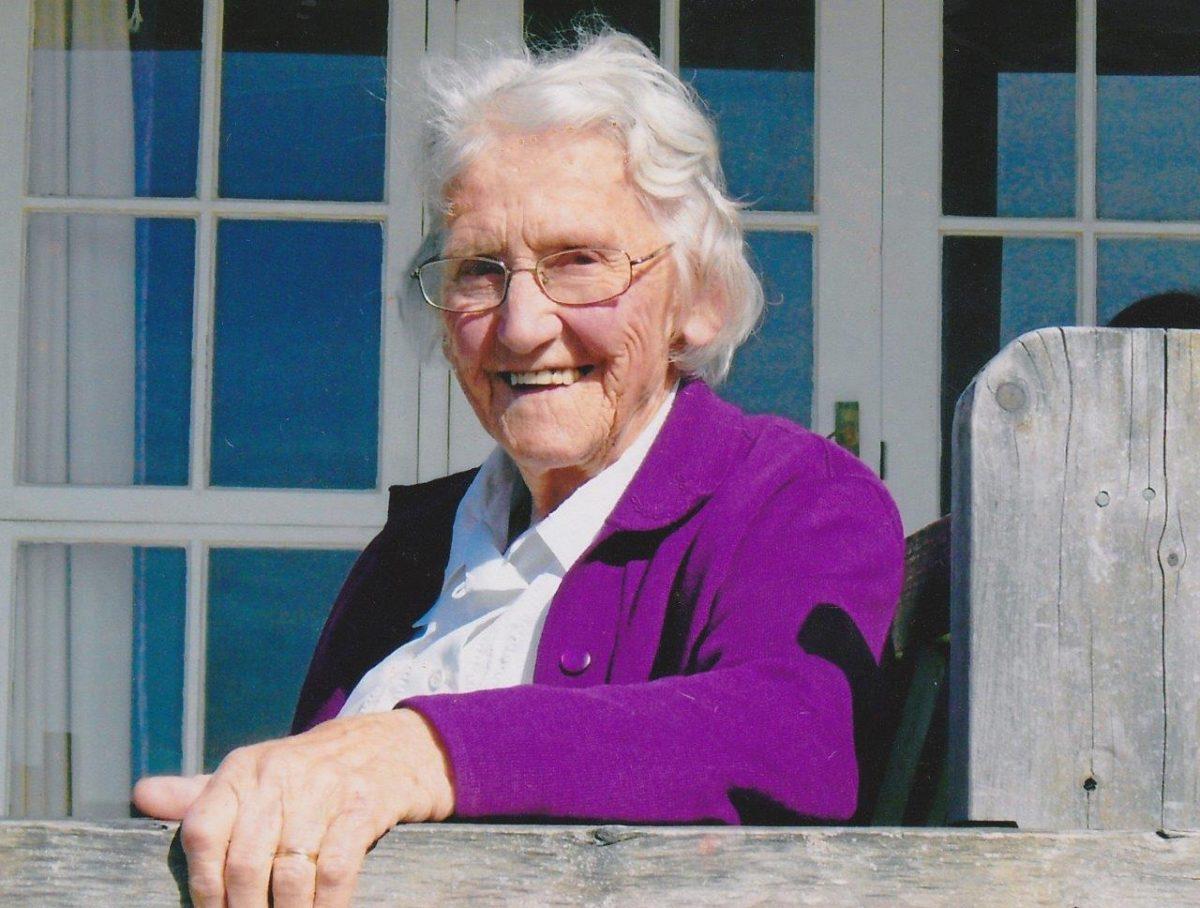 Remembering Florrie: Florence Louisa Ward